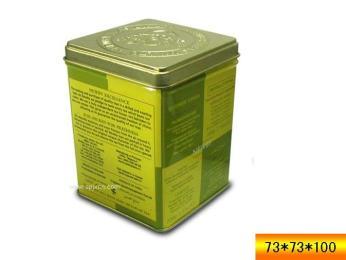 茶叶罐/方形圆形茶叶盒