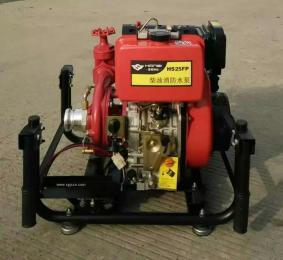 消防泵柴油动力标准型2.5寸