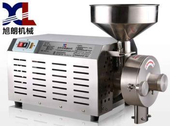 河北五谷杂粮研磨机 不锈钢大米研磨机 商用研磨机