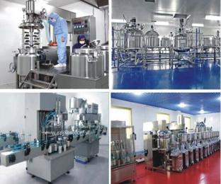 纯果原汁饮料生产线设备
