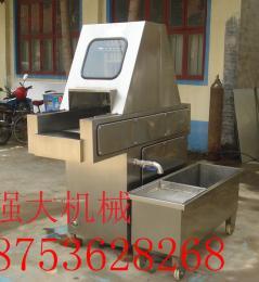 供应强大机械80针带骨盐水注射机-牛驴肉注射腌制机