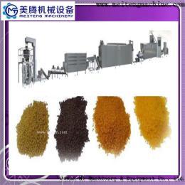 紫晶米黄金米碎米深加工设备 人造营养米生产线