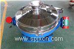 先锋XFZP系列定制加工不锈钢 面粉专用贯通式振动筛分机械 直排筛