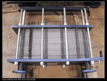 抚顺板式换热器