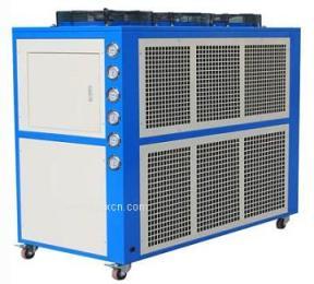 粉末厂专用冷水机30hp磨粉专用制冷设备耐酸碱冷水机