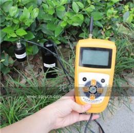 使用土壤水分测定仪制定合理的农田灌溉方案