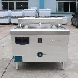 食品厂电磁炸炉 大功率工业电磁炸炉