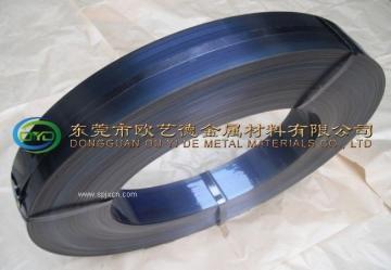 S50C半硬弹簧钢带