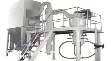 粉體氣力輸送工程 環磨機 電池材料粉碎分級機 四川中科供