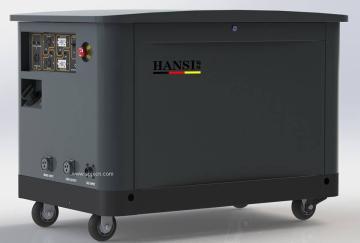 德国8千瓦燃气发电机组 HS8REG