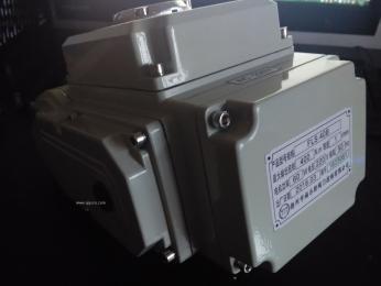 DCL-10B新款电动执行器