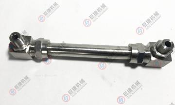 不锈钢简易型液位计、简易型玻璃管液位计