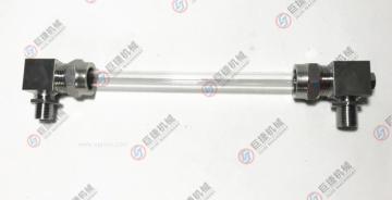不銹鋼簡易型水位計、簡易型玻璃管水位計 巨捷 生產等