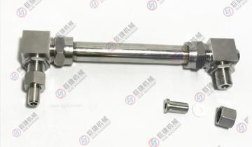 不锈钢小型液位计、小型玻璃管液位计巨捷 直销