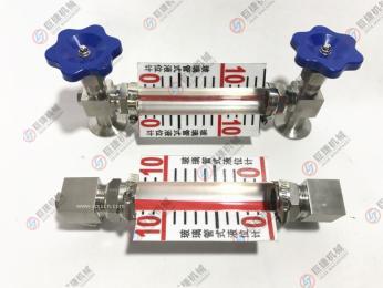 巨捷 生产 各种不锈钢液位计、玻璃管液位计