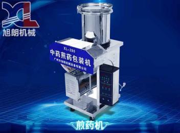 旭朗全自动药材煎药包装一体机,小型煎药机优势