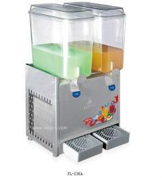 上海果汁機奶茶機雙缸商用冷熱飲料機租賃