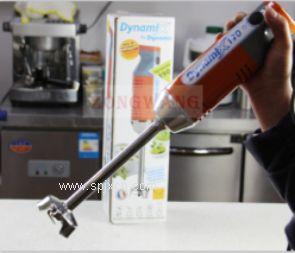 法国原装Dynamic 动力MX160手持搅拌棒MX190 均质机 蛋糕淋面专用