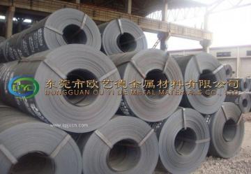 冷轧高强度65锰钢带 退火软态65Mn弹簧钢带钢板