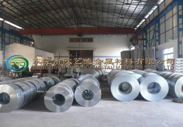供应进口高弹性弹簧钢片,SK7弹簧钢圆棒