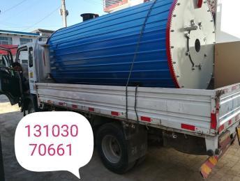 80万燃油、燃气导热油炉发货新疆吐鲁番