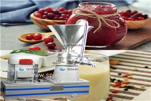 供应旭众牌胶体磨 食品粉碎机 食品乳化机 做果酱的机器 分体式胶体磨 多功能胶体