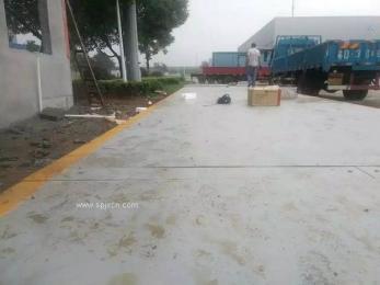 阜陽10米地磅(50噸60噸)廠家