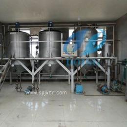 大豆油精煉設備 大豆油精煉工藝 精煉大豆油設備