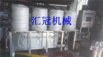 匯冠啤酒設備四頭啤酒桶清洗