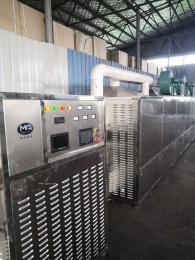自动化环保二氧化硅微波烘干机生产厂家
