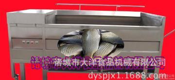 毛刷子鲳鱼去鱼鳞设备 经济型石斑鱼脱鳞机