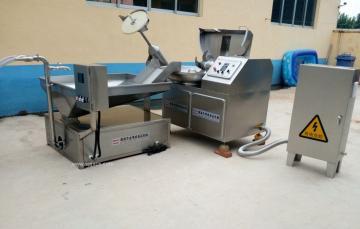 魚豆腐灌裝機器 自動裝盤機