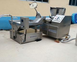制作鱼豆腐机器
