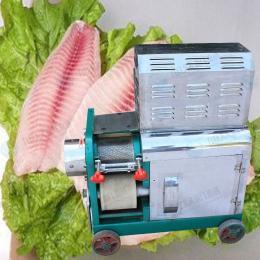 广东鱼肉采肉机 新款鱼肉采肉机 全自动鱼肉采肉机 鱼丸鱼肉采肉机