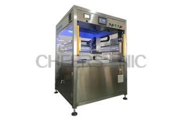 全自動超聲波食品切割機 食品超音波切割機