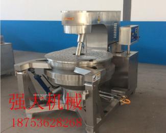 供應高粘度行星攪拌餡料食品加工設備 全自動行星攪拌夾層鍋