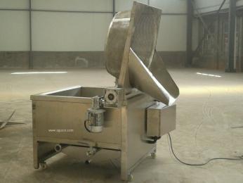 直銷湖北豆泡專用油炸設備 油炸設備可根據需要設計加工