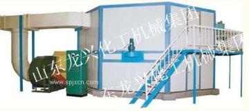 双层固态发酵器(回转制曲机)