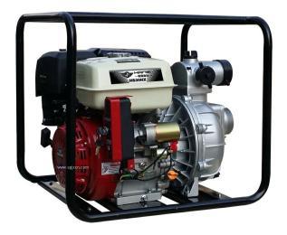3寸高压抽水机 汽油自吸水泵
