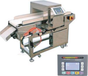 東莞翻板剔除型 液晶金屬探測機 食品檢測儀