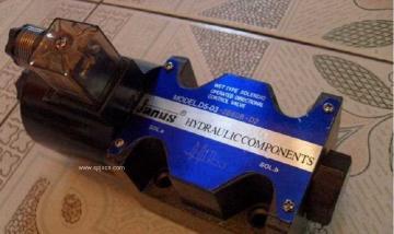 VP-26-L-A1台湾登胜JANUS电磁阀电磁换向阀