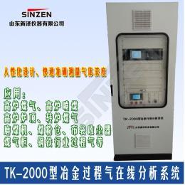 高炉喷煤CO气体分析系统