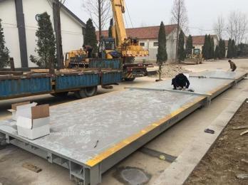 淮北12米地磅(100噸)廠家