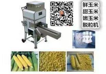 武汉锐利供应台湾产带输送带玉米脱粒机