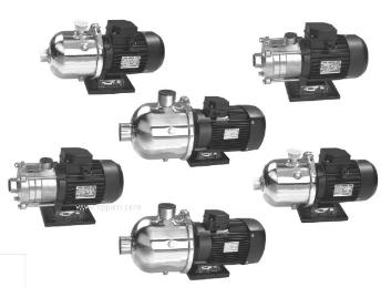 南方水泵卧式多级离心泵