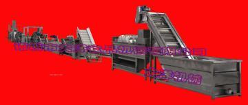 经济型法式薯条加工设备 先进的油炸薯片生产线