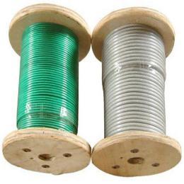 304不锈钢丝绳价格 福建热销304镀锌钢丝绳 304包胶钢丝绳