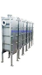 卫生级全焊接板式换热器