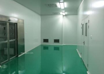 济南食品厂净化车间工程施工级别标准