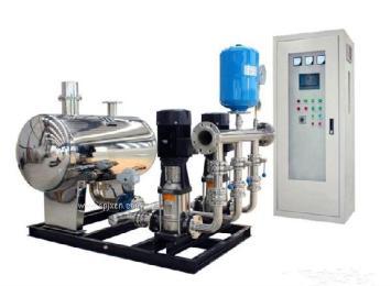 自来水管网末端无负压加压供水设备四大优势